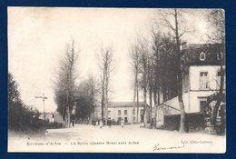 Arlon. La Spetz ( Quatre Bras) Vers Arlon. Enfants. 1905 - Arlon