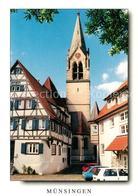 73267624 Muensingen Martinikirche Muensingen - Deutschland
