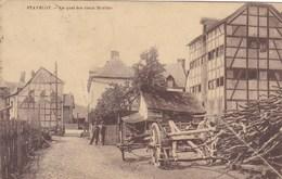 Stavelot, Le Quai Des Vieux Moulins (pk57204) - Stavelot