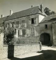 France Saint Sauveur En Puisaye Maison De Colette Ancienne Photo 1960 - Luoghi