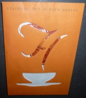 Carte Postale - Pickwick (carte Postale Sous Forme D'enveloppe Avec Un Sachet De Thé à L'intérieur) - Publicité