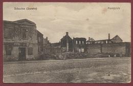 Lituanie Lietuva : Schaulen Szawle Szawles Siauliai Shiauliai / Feldpost Krieg 1914 - 18 - Litauen