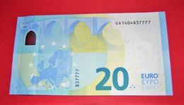 20 EURO FRANCE U016 B1 - U016B1 - UA1404837777 - NEUF - UNC - EURO