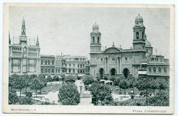 URUGUAY : MONTEVIDEO - PLAZA CONSTITUCION - Uruguay
