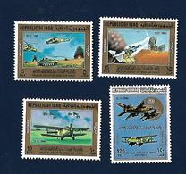 IRAQ Golden Jubilee Of Iraqi Air Force - Airships