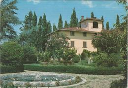 IOLO (PRATO), VILLA MARTELLI, COLORI,VIAGGIATA1969,EDIZ. CIAMPOLINI,IOLO, - Prato