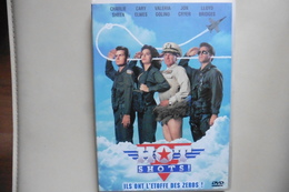 DVD Hot Shots ! Charlie Sheen Cary Elwes Valeria Golino - Tres Bon Etat - Comédie