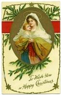 TO WISH YOU A HAPPY CHRISTMAS / MADONNA AND CHILD - Christmas