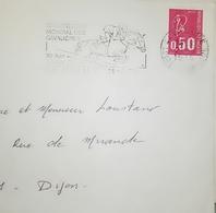 LOIRE ATLANTIQUE.  Flamme Catégorie Sport Hippique La Baule - Marcophilie (Lettres)