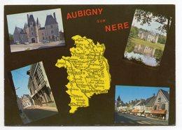 AUBIGNY SUR NERE--carte Géographique + Multivues................à Saisir - Aubigny Sur Nere