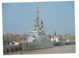 CPM Bateau De Guerre Croiseur Colbert Quai Des Chartrons - 33 - Bordeaux Photo Philippe Roy SMPV - Warships