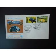 FDC - Bugatti 35 Et Volkwagen Coccinelle - Oblit 5/5/2000 Annecy - FDC