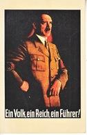 GERMANY  PROPAGANDA CARD    REPRODUCTION - War 1939-45