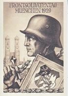 Propaganda Card  Reproduction - War 1939-45