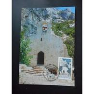 Chapelle De Saint Ser - Oblit 22/6/02 Puyloubier - Cartes-Maximum