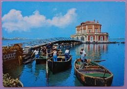 BACOLI (NAPOLI) - Lago Fusaro - Pescatori  -  Nv C2 - Napoli (Naples)