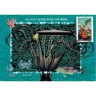 CM CEF - Jules Verne,  20000 Lieues Sous Les Mers - 28/5/2005 - 2000-09