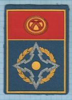 KYRGYZSTAN / Patch Abzeichen Parche Ecusson / Collective Security Treaty Organization. - Ecussons Tissu