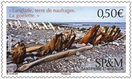 Saint Pierre & Miquelon 2019  - Langlade Mnh - St.Pedro Y Miquelon