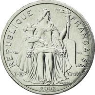 Monnaie, French Polynesia, Franc, 2008, Paris, SUP, Aluminium, KM:11 - Frans-Polynesië