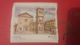 2016 Patrimonio Artistico E Culturale Italiano Basilica Santuario Di S. Maria Della Quercia Viterbo - 6. 1946-.. Repubblica
