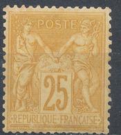 N°92 TIMBRE NEUF ( ** ) - 1876-1898 Sage (Type II)