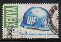 Kenya UN Peace Keeping Operation 32SH Fine Used - Kenya (1963-...)