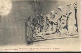 54   Varangéville  La Mise Au Tombeau ( Eglise ) - Monuments