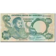 Billet, Nigéria, 20 Naira, KM:26e, TB+ - Nigeria