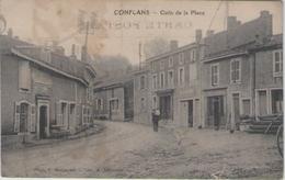 CPA 73 Savoie - CONFLANS - Coin De La Place - Francia