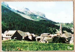 X05012 VILLAR D' ARENE Hautes Alpes PEYROU D'Amont Aval Extrémité Glacier RATEAU Vue Générale 1960s - France