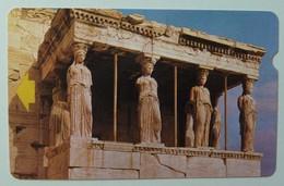 GREECE - Alcatel - Acropolis Athens - AB18A - Field Trial / Test - B - Bell Telephone - Mint - Greece