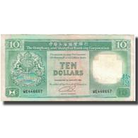 Billet, Hong Kong, 10 Dollars, 1992, 1992-01-01, KM:191c, TTB - Hong Kong