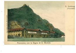 SANT'AMBROGIO DI TORINO COTONIFICIO - Italia