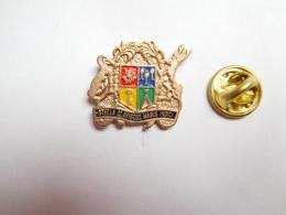 Beau Pin's , Blason De L' île Maurice , Stella Clavisque Maris Indici - Cities