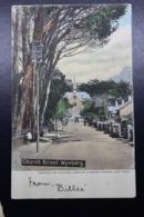 BOER WAR PERIOD POSTCARD CAPE TOWN -> VICTORIA WEST 12-6-1900 - Südafrika (...-1961)