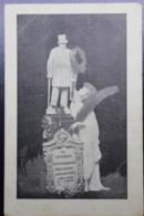 ORANGE RIVER COLONY POSTCARD KROONSTAD -> HAARLEM HOLLAND 10-12-1909 KRUGER MEMORIAL - África Del Sur (...-1961)