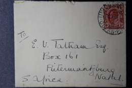 TRANSVAAL INTERPROVINCIAL PERIOD CANCEL UNION OF SA CEAN P.O.  26-8-1913 - Transvaal (1870-1909)