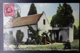 NATAL INTERPROVINCIAL PERIOD JOHANNESBURG -> BIRMINGHAM UK  14-8-1911  PRETORIA JESS COTTAGE - Natal (1857-1909)