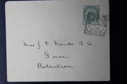 CAPE OF GOOD HOPE WELLINGTON CAPE -> ROBERTSON  10-6-1903 - Südafrika (...-1961)