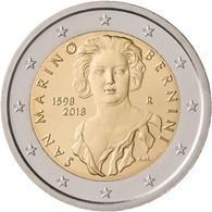 San Marino 2018 - 2 Euro – Bernini - San Marino