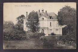 CPA 27 - BOC-YVES - Château De Boc-Yves - TB PLAN EDIFICE Et Sa Façade - Francia