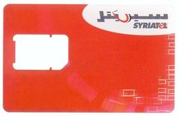 Syria Phonecards Used - Syria