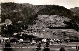Sommerfrische Birnbaum Im Lesachtal Gegen Griffitzbühel, Kärnten (47983) * 31. 5. 1958 - Lesachtal