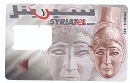 Syria Phonecards Used - Siria
