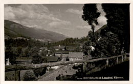 Birnbaum Im Lesachtal, Kärnten (279) - Lesachtal
