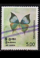CEYLON SRI LANKA [1978] MiNr 0486 ( O/used ) Schmetterlinge - Sri Lanka (Ceylan) (1948-...)