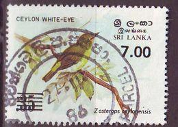 CEYLON SRI LANKA [1986] MiNr 0730 ( O/used ) V�gel - Sri Lanka (Ceylan) (1948-...)
