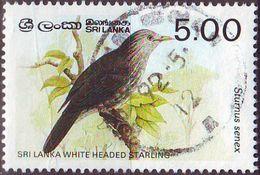 CEYLON SRI LANKA [1987] MiNr 0790 II ( O/used ) V�gel - Sri Lanka (Ceylan) (1948-...)