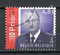 Belgique - Belgium - Belgien 2006 Y&T N°3486 - Michel N°3549 (o) - 0,83€ Albert II - Belgium